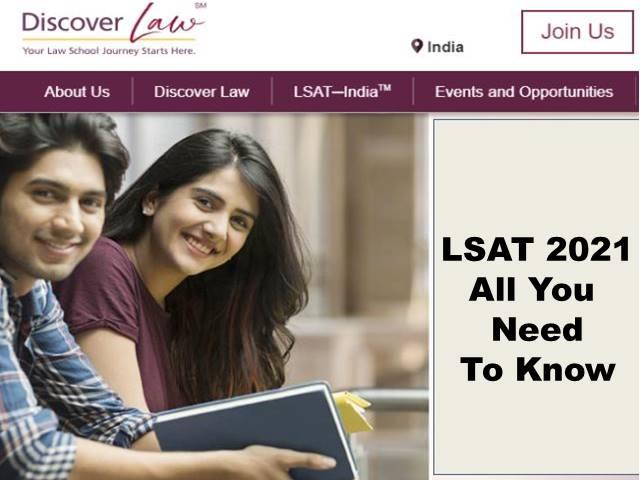 LSAT 2021: Application, Registration, Important Dates