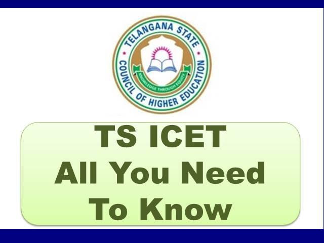 TS ICET 2021: Application, Registration, Important Dates,