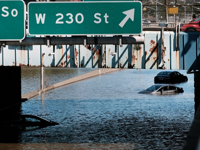 Record-breaking rain causes flooding in New York, New Jersey, Source: The Independent