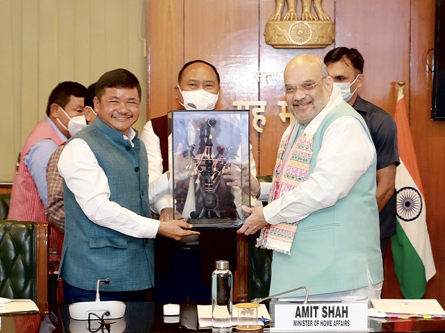 What is 'Karbi Anglong Agreement' that centre has signed?
