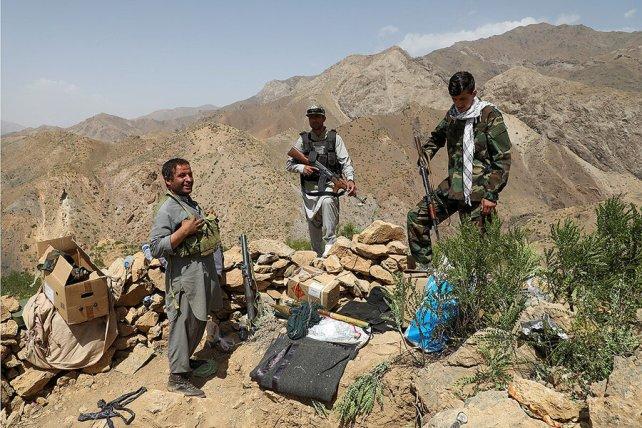 Taliban claim control of Panjshir as evacuation flights await clearance