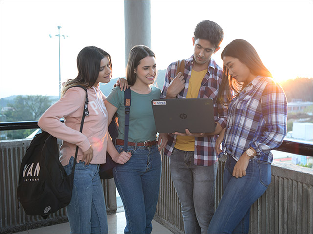 UPES offers unique opportunities for students to develop a global outlook