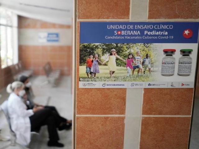 Cuba vaccinates children