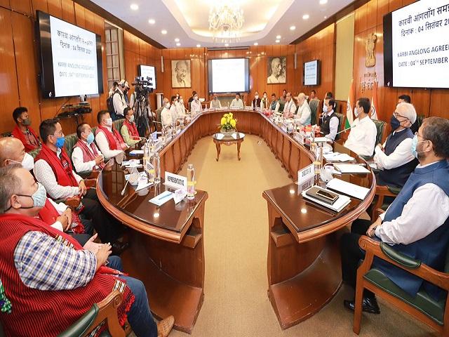 Karbi-Anglong Peace Accord