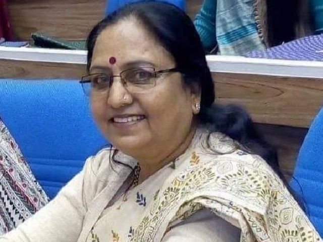 Uttarakhand Governor Baby Rani Maurya submits resignation to President