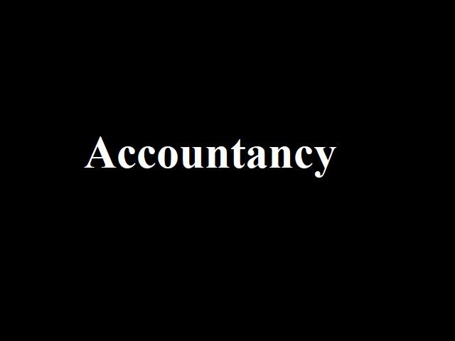 CBSE Class 12 Accountancy Sample Paper 2021-22 (Term 1)