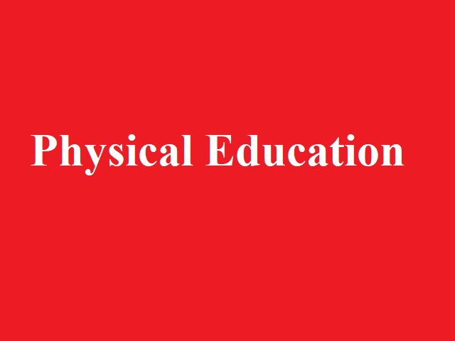 CBSE Class 12 Physical Education Sample Paper 2021-22 (Term 1)