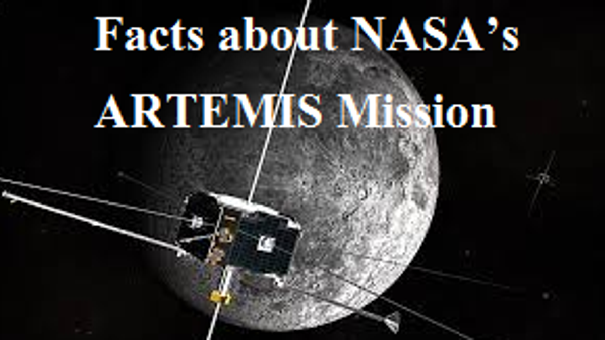Key facts about NASA's ARTEMIS Mission