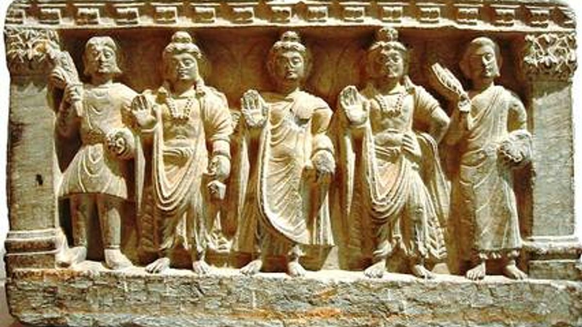 GK Question and Answers on Gandhara, Mathura and Amravati School of Arts