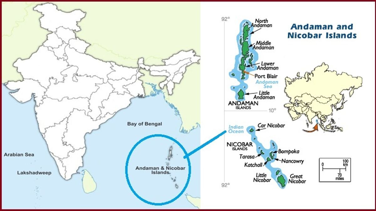 Image result for andaman and nicobar in india map