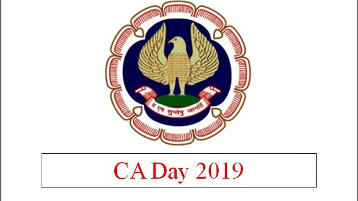 Charted Accountant Day 2019