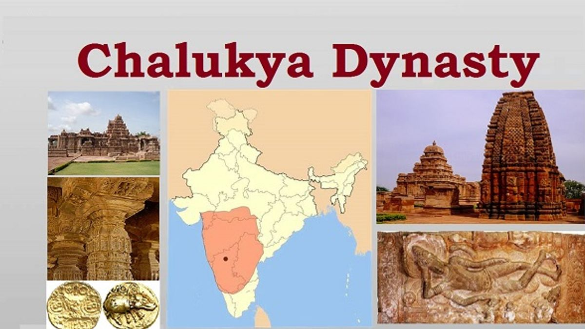 GK Questions and Answers on the Chalukya Dynasty