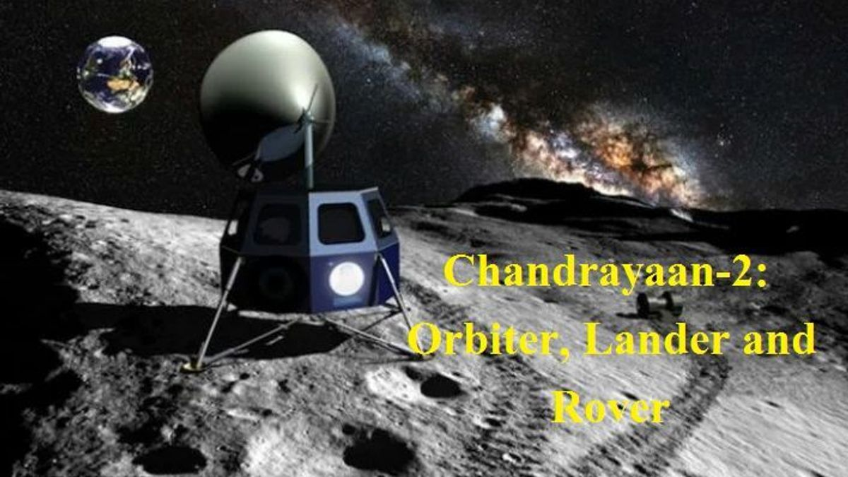 Chandrayaan-2: Second Mission to Moon