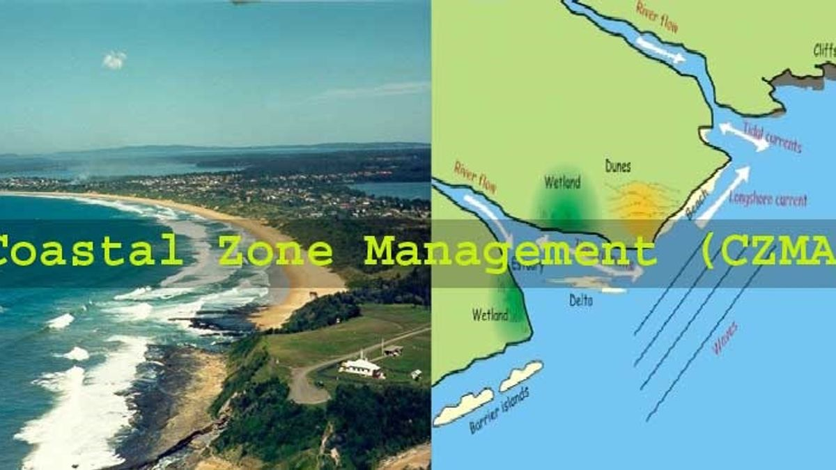 Coastal Zone Management- Purpose, Objective and Challenges