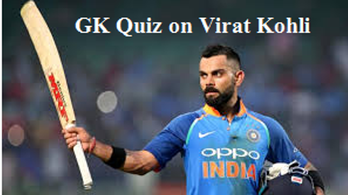 Virat Kohli GK Quiz: IPL, ODI, Test match, Runs, Records etc.