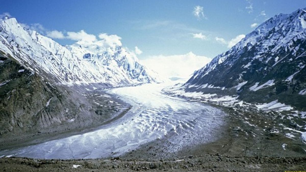 List of Important Glaciers of the Himalayas Mountain Range
