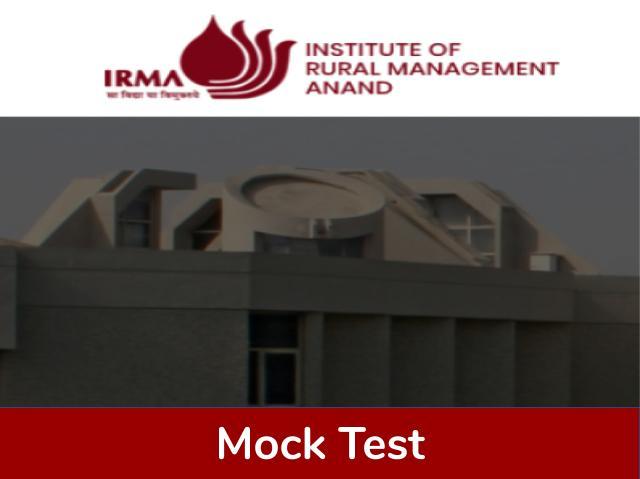 IRMASAT Mock Test 2020