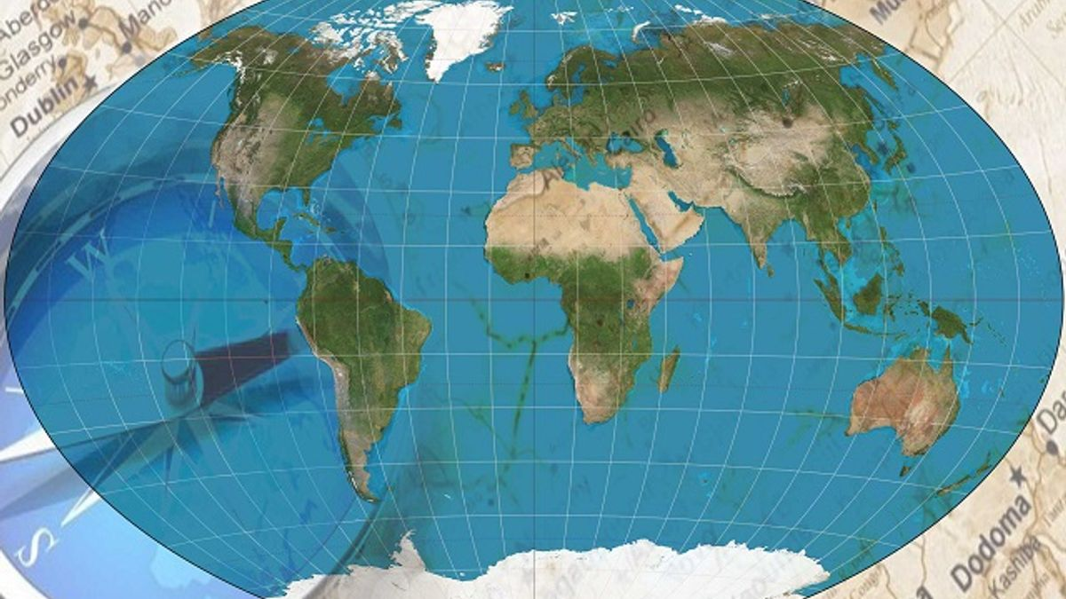 List of International Sea Routes for Navigation