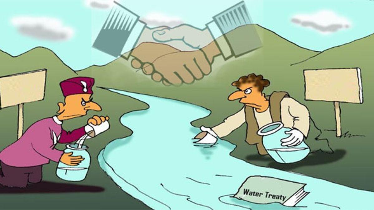 List of Important International Water treaties of India