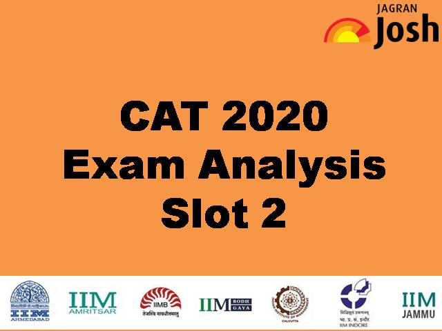 CAT 2020 Exam Analysis – Slot 2 Detailed Exam Analysis, Expected Cut-off, Level of Difficulty