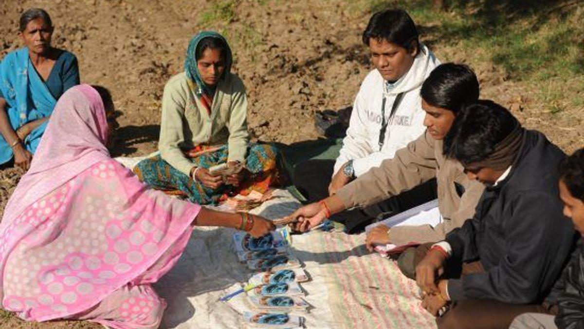 MICRO FINANCING-INDIA