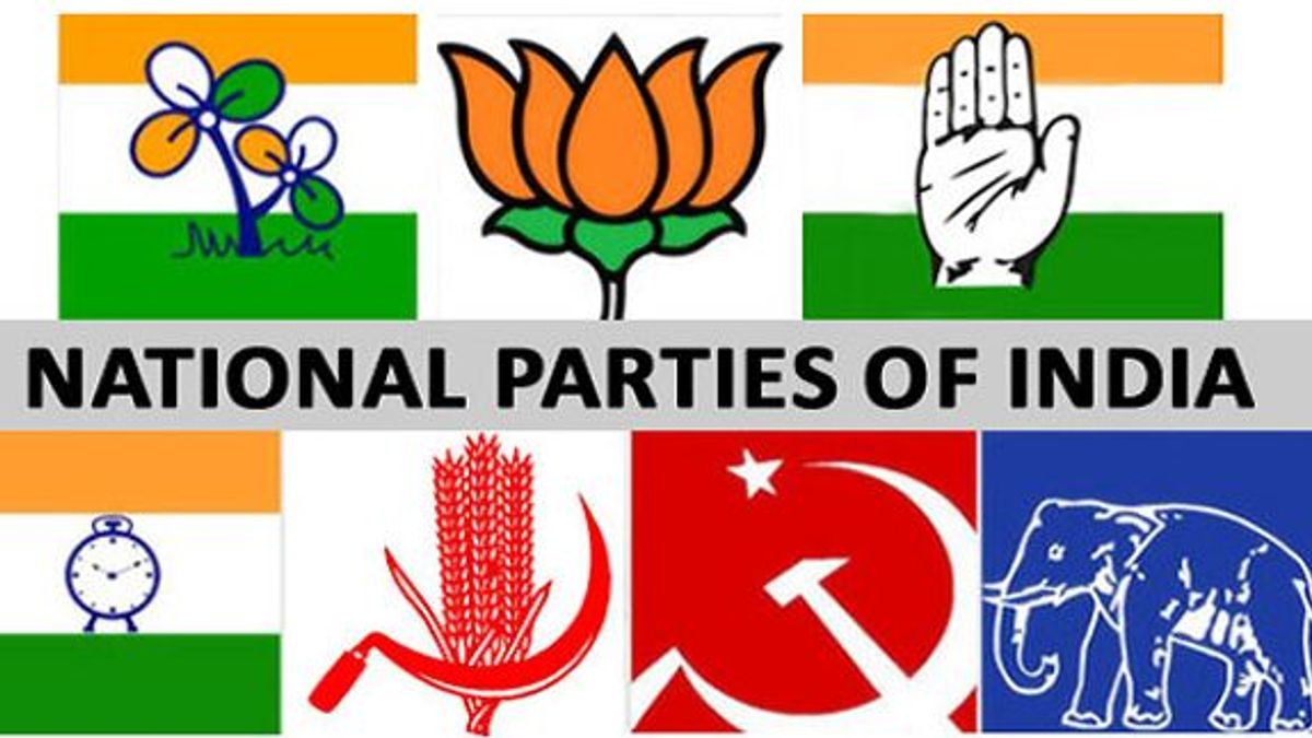 National Parties of India