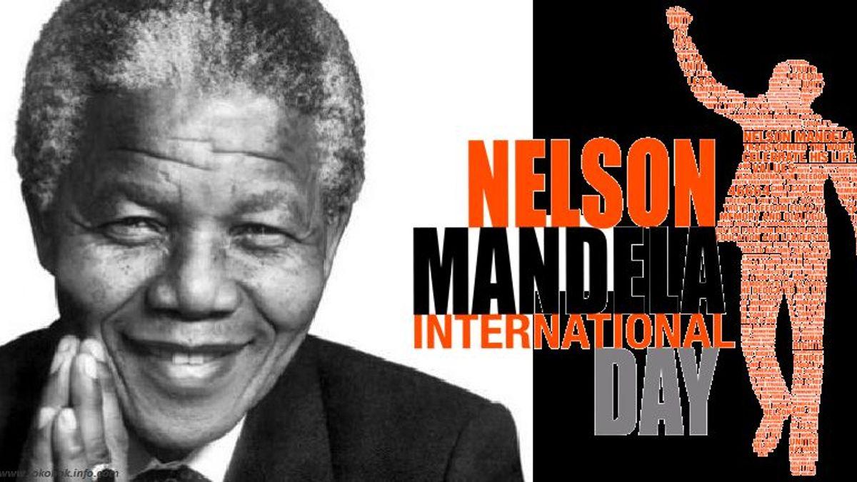 Nelson Mandela International Day 2018