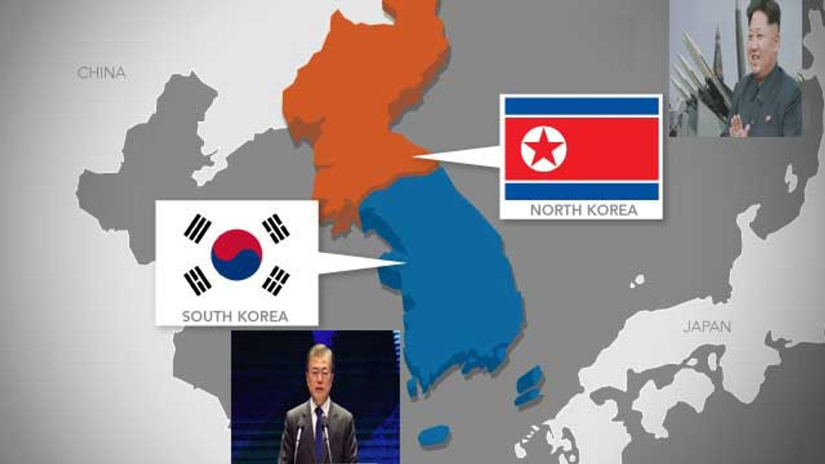 A Brief history on the relationship between North and South Korea