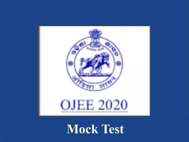 OJEE MBA Mock Test 2020