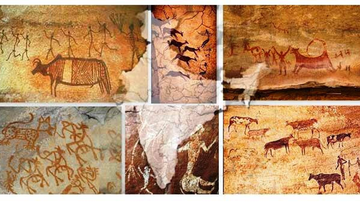 List of Important Indian Sites of Prehistoric Paintings
