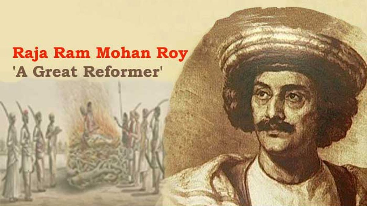 Ram Mohan Roy  Brahmo Samaj:  Significance & Objectives