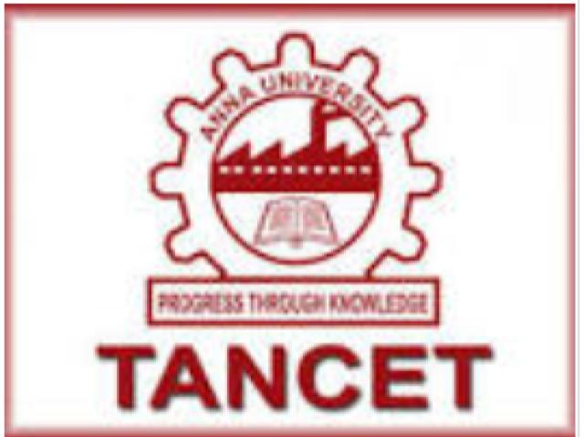 TANCET 2020 - Previous Year Question Paper