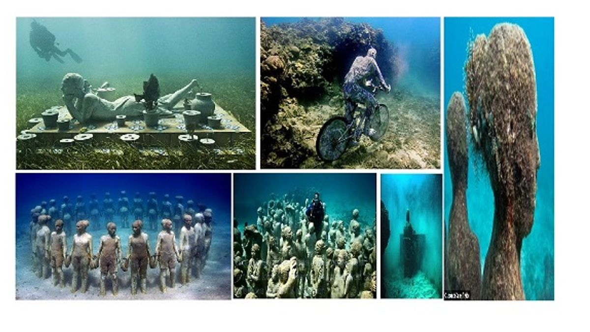 World's Largest Underwater Museum: 10 Amazing Facts