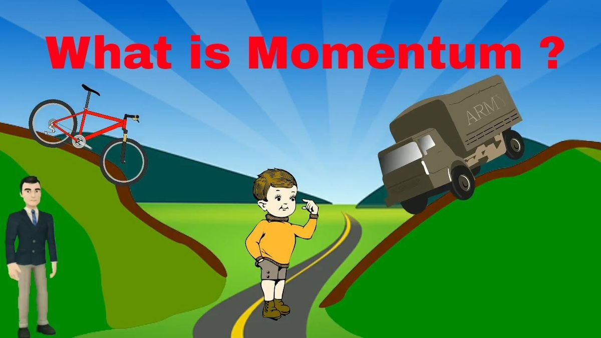 What is the importance of momentum in everyday life