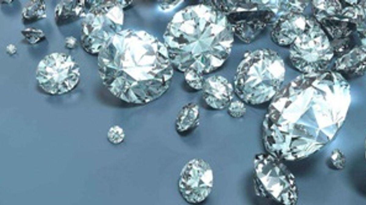 Why diamond shine and sparkle