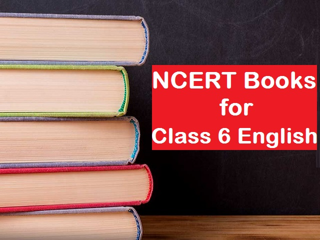 NCERT Books for Class 6 English