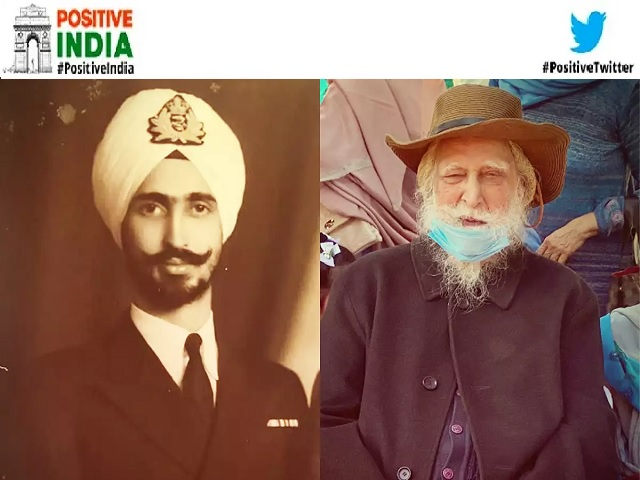 Col. Prithipal Singh Gill - only Indian to serve in Army, Navy & Air Force