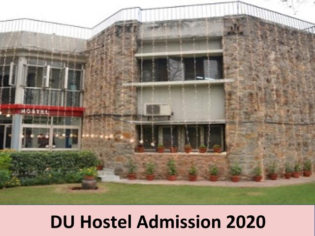 DU Admission 2020: Hostel Policy, Rules, Application Process