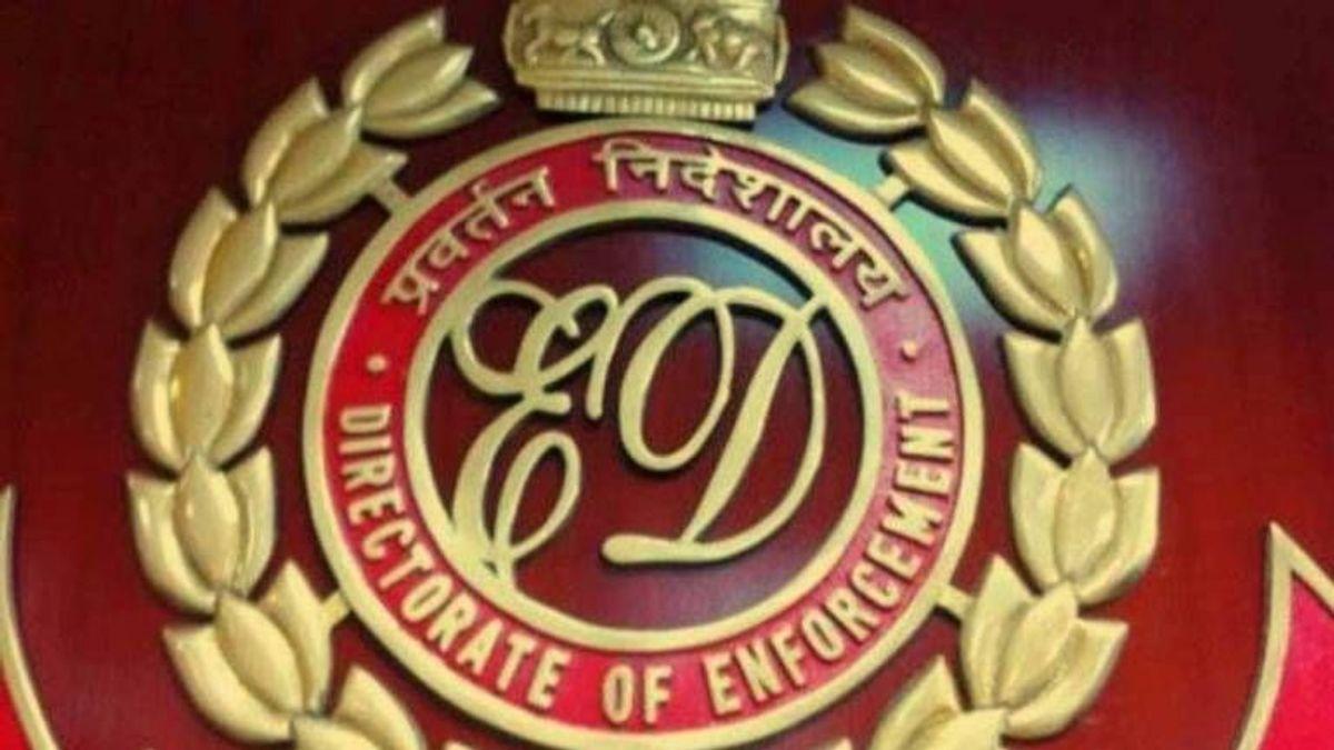 Enforcement Directorate-ED Logo