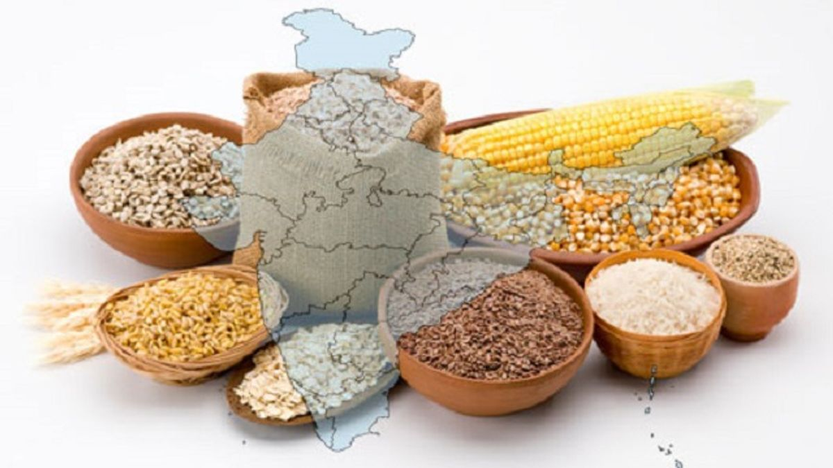 GK Questions and Answers on the Cultivation of Food Grain Crops in India