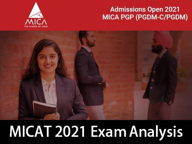 MICAT 2021 Exam Analysis Phase 1 – Section-wise Detailed Analysis