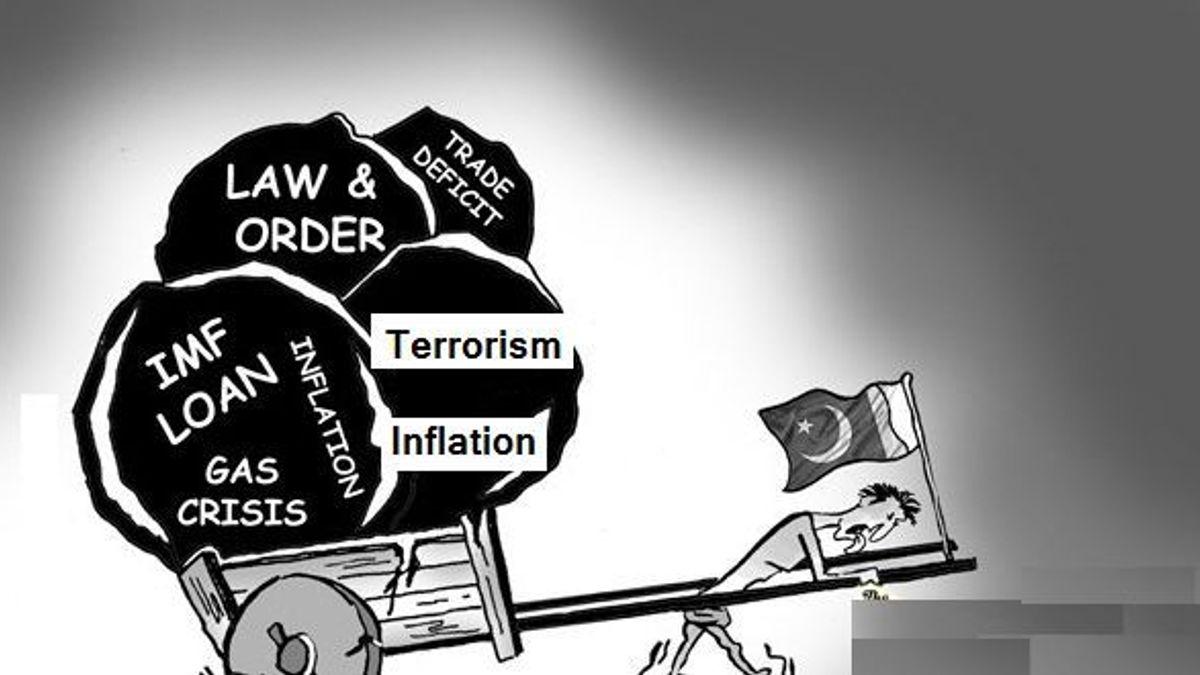 Problems of Pakistan