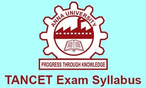 TANCET Exam Syllabus 2020
