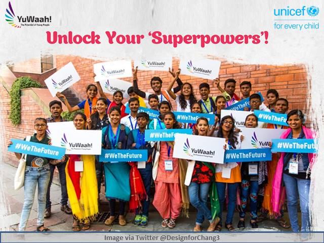 UNICEF YuWaah!