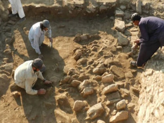 1300-year-old Lord Vishnu temple discovered in northwest Pakistan