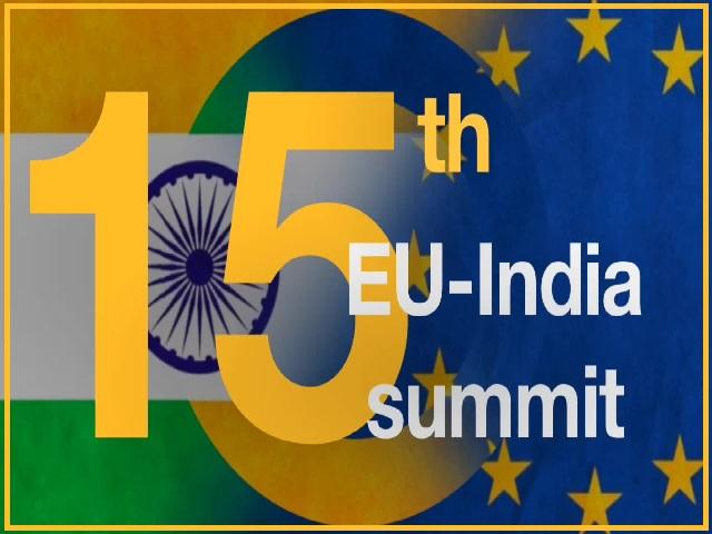 15th India-EU Summit