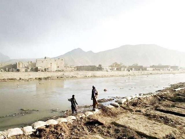 Shahtoot dam