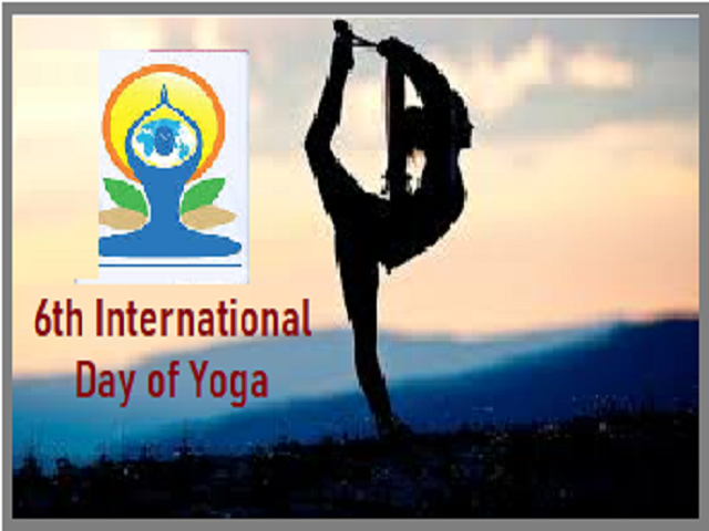 Why is International Day of Yoga celebrated?