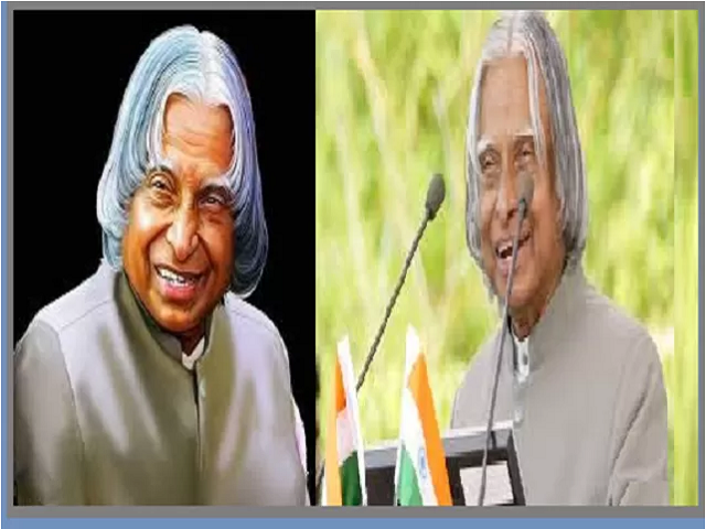 Dr. A.P.J. Abdul Kalam – The Missile Man of India