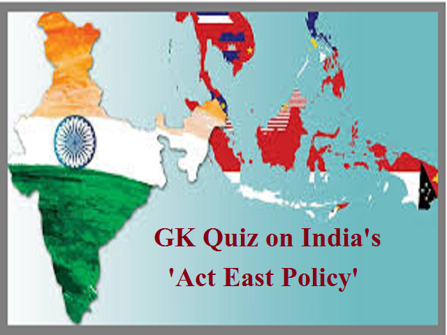'Act East Policy'
